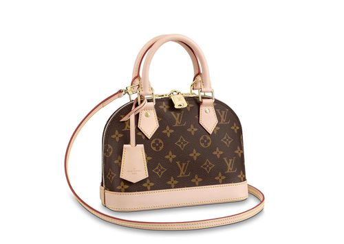 Kick Avenue Louis Vuitton Alma Bb Monogram Bag